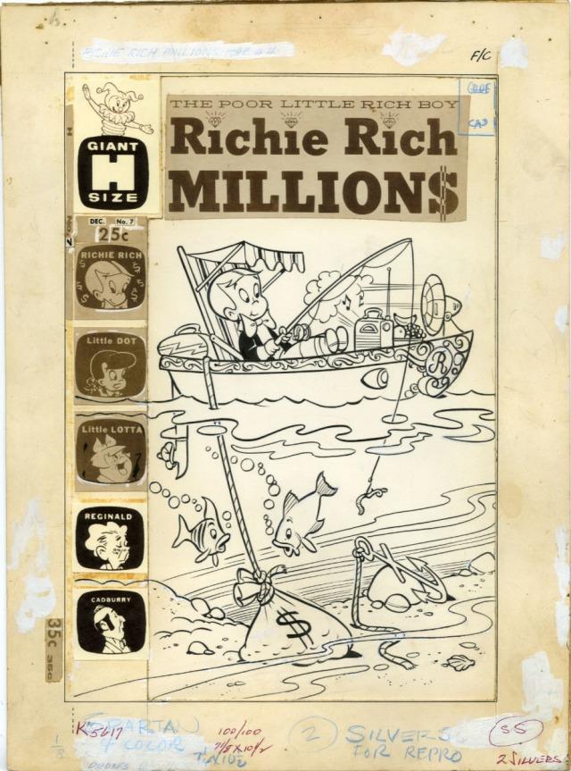 richie_rich_millions_no7_1963