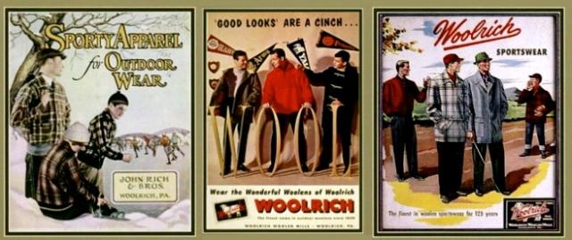 Woolrich-Ads